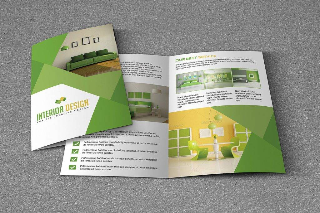 15+ Creative Brochure Designs  Examples - PSD, InDesign
