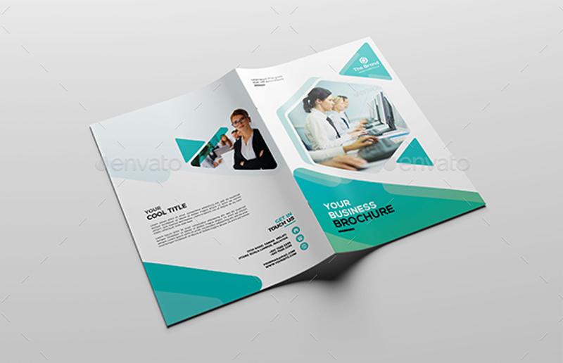 16+ Bi-Fold Brochure Designs  Examples - PSD, AI, EPS Vector