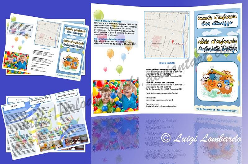 15+ Kindergarten Brochure Designs  Examples - PSD, AI, EPS Vector