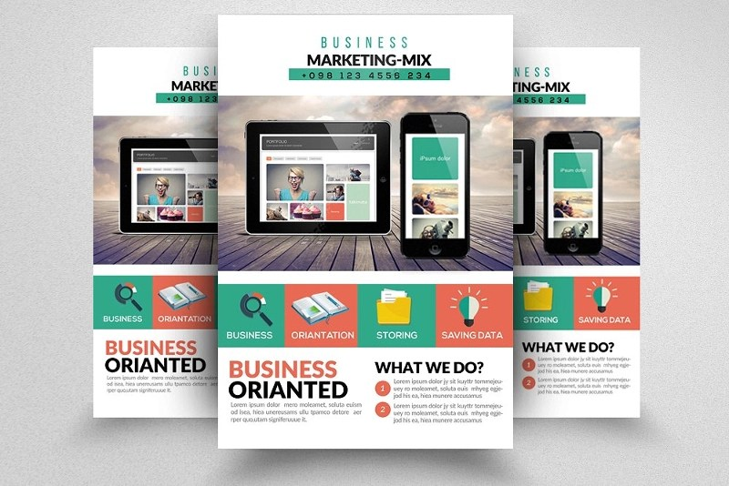 19+ Product Promotion Flyer Designs  Examples - PSD, AI, Vector EPS