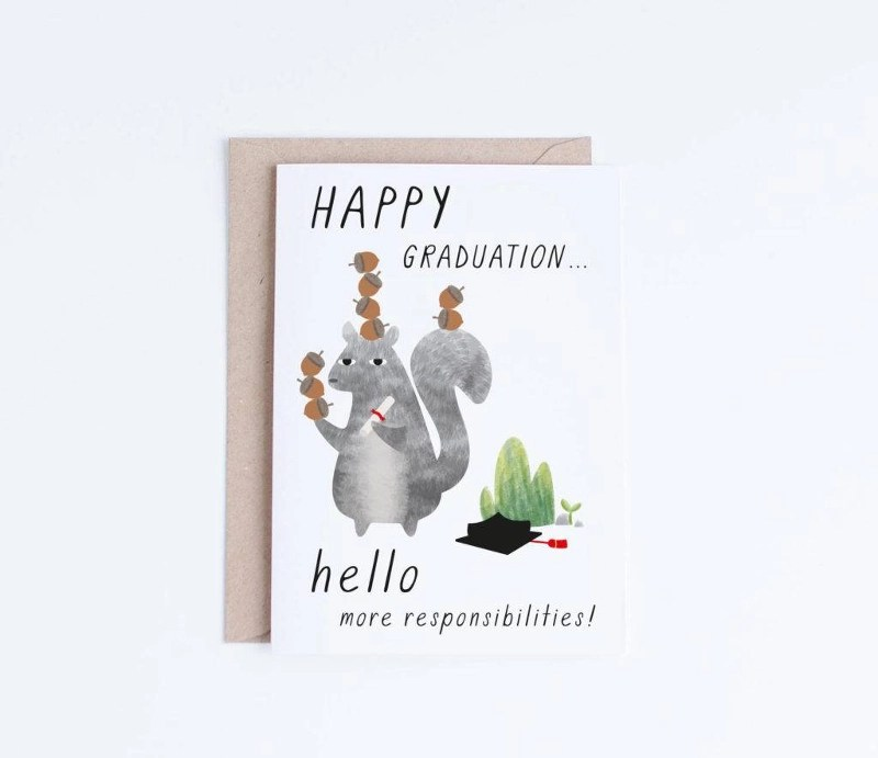 15+ Graduation Greeting Card Designs  Examples - PSD, AI, Vector EPS