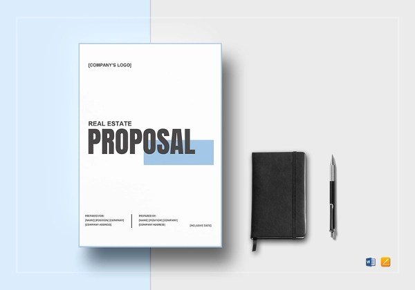 10+ Real Estate Proposal Examples - PDF, DOC,PDF, AI