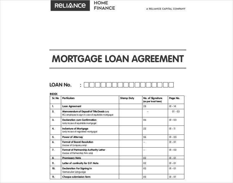 14+ Loan Agreement Examples  Samples in PDF - Loan Agreement Example