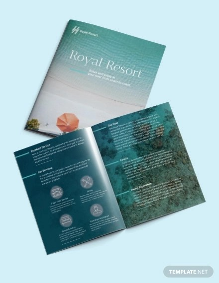 13+ Beach Resort Brochure Designs and Examples \u2013 PSD, AI Examples