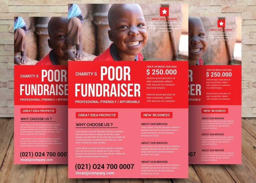 fundraising flyers examples - Ucgenkubkireklamowe
