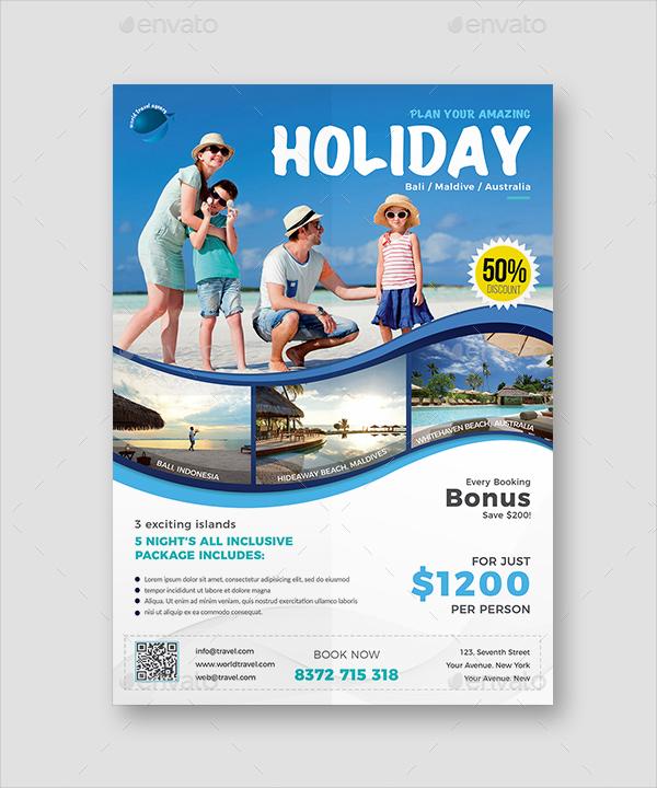 16+ Travel Flyer Designs  Examples \u2013 PSD, AI