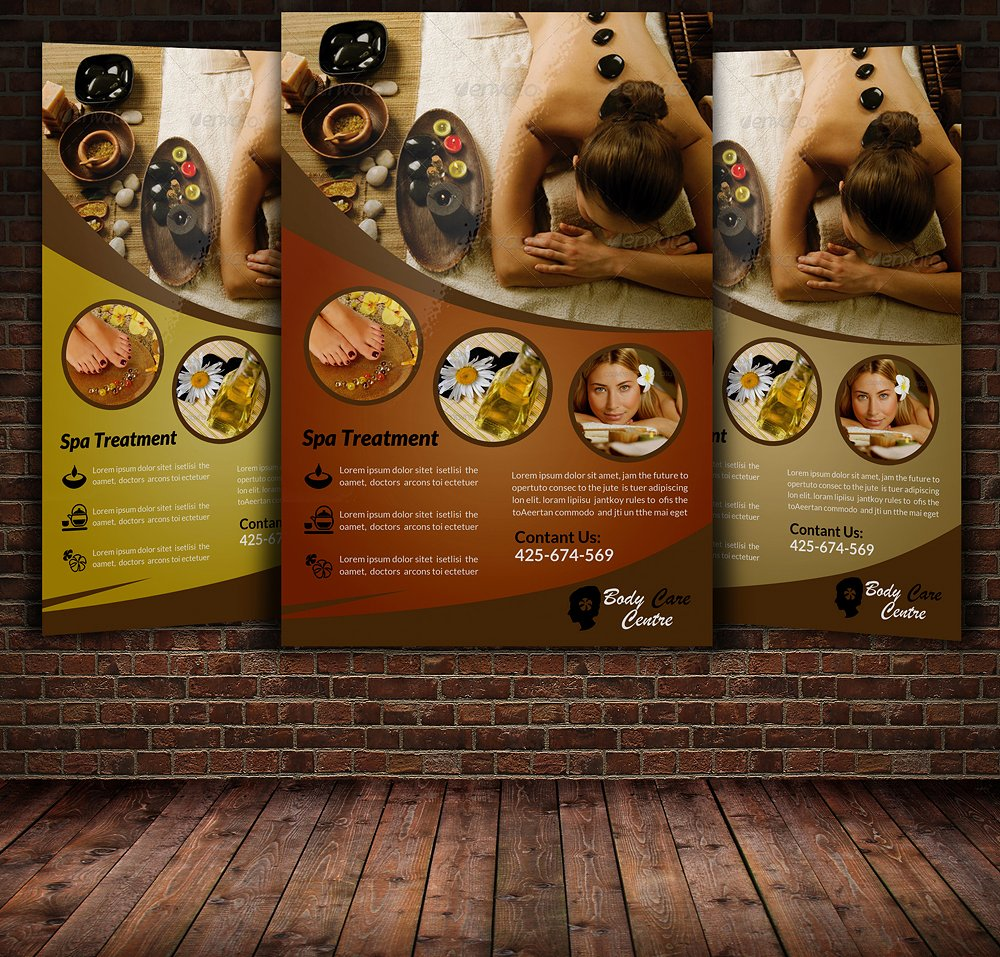 flyers for free download