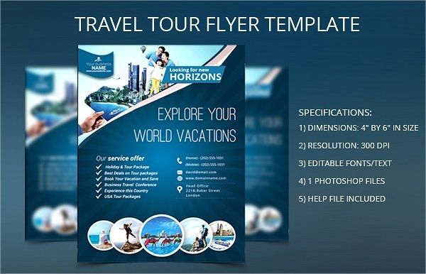 travel agent templates