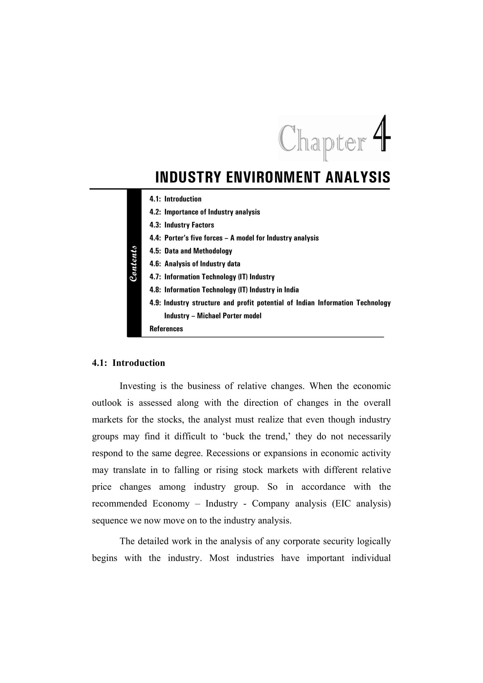 example of business analysis