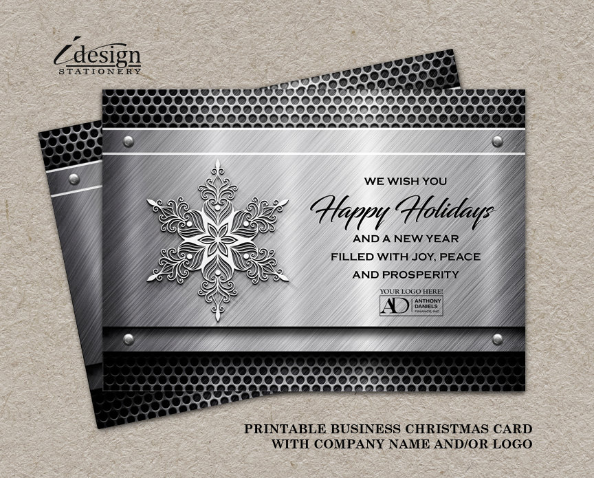 16+ Business Greeting Card Examples - name card example