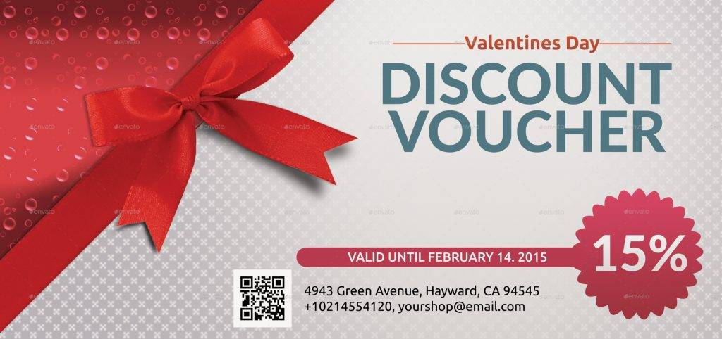 30+ Voucher Designs and Examples \u2013 PSD, Al - discount coupons templates