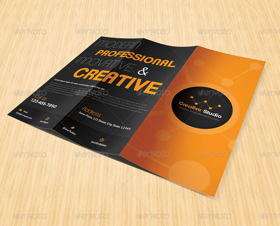 14+ Studio Brochure Designs and Examples - PSD, AI - studio brochure