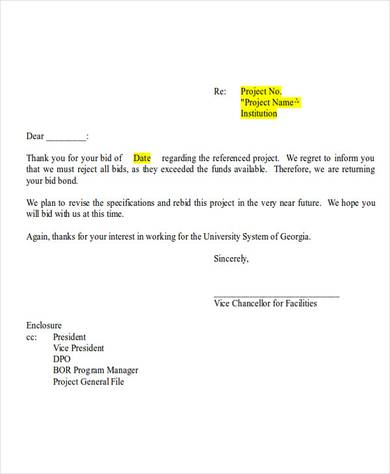 50+ Proposal Letter Examples  Samples - PDF, DOC Examples