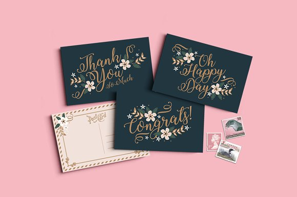 10+ Thank You Note Cards Designs and Examples - PSD, AI Examples