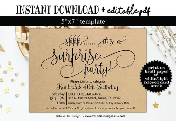 party invites examples - Towerssconstruction