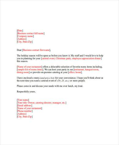 45+ Proposal Letter Examples  Samples - PDF, DOC