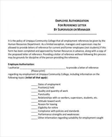 48+ Authorization Letter Examples - PDF, DOC - work authorization letter