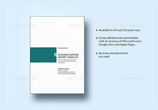 14+ Formal Business Report Examples - PDF, DOC, Pages Examples