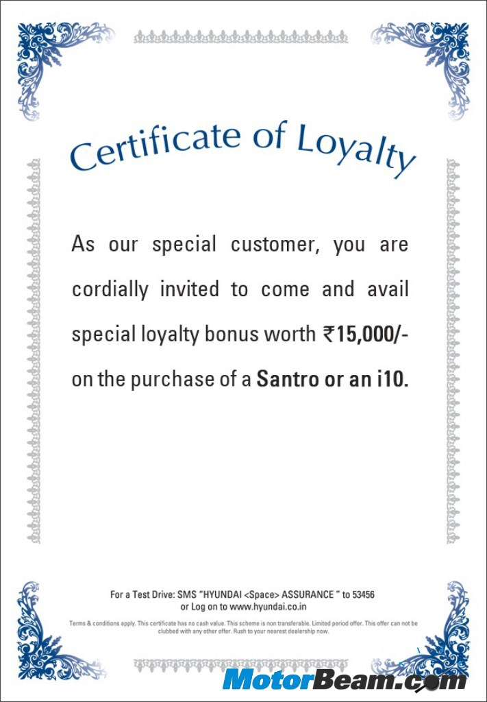 9+ Loyalty Award Certificate Examples -PDF Examples