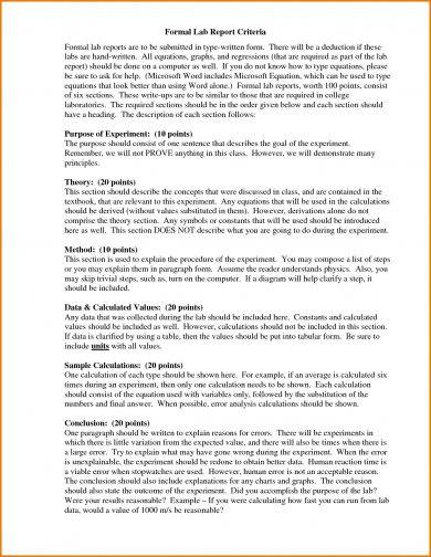 14+ Formal Business Report Examples - PDF, DOC, Pages