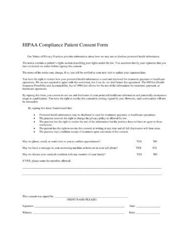 14+ HIPAA Confidentiality Agreement Examples - PDF