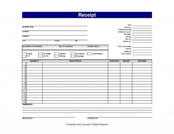 20+ Slip Templates  Examples - PDF - delivery slip template
