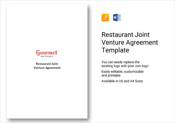10+ Joint Venture Agreement Examples - PDF, DOC Examples