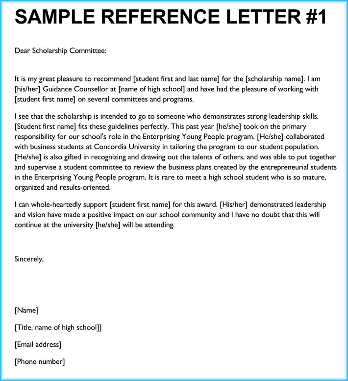 8+ Reference Letter for Employee Examples - PDF - example of reference letters