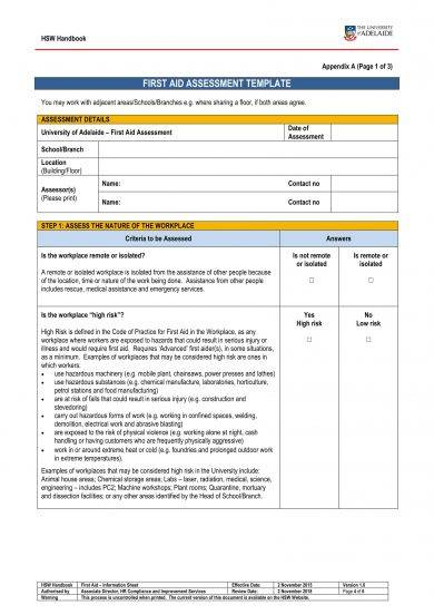 Enchanting Workplace Assessment Template Adornment - Example Resume