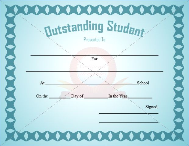 8+ Student Award Certificate Examples - PSD, AI, DOC, Publisher