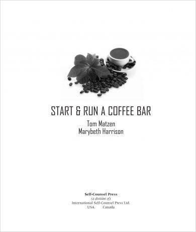 13+ Bar Business Plan Examples - PDF