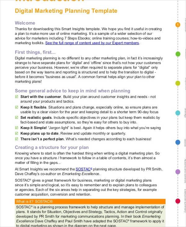 10+ Book Marketing Samples - PDF - Making Smart Marketing Plan