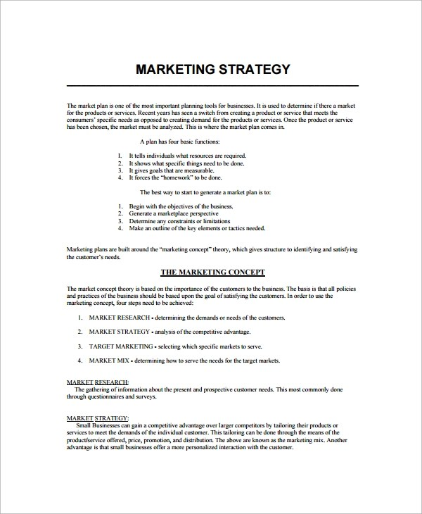 9+ Financial Adviser Marketing Plan Examples - PDF Examples
