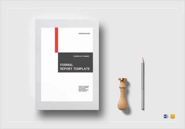 20+ Printable Report Writing Format Examples - PDF Examples