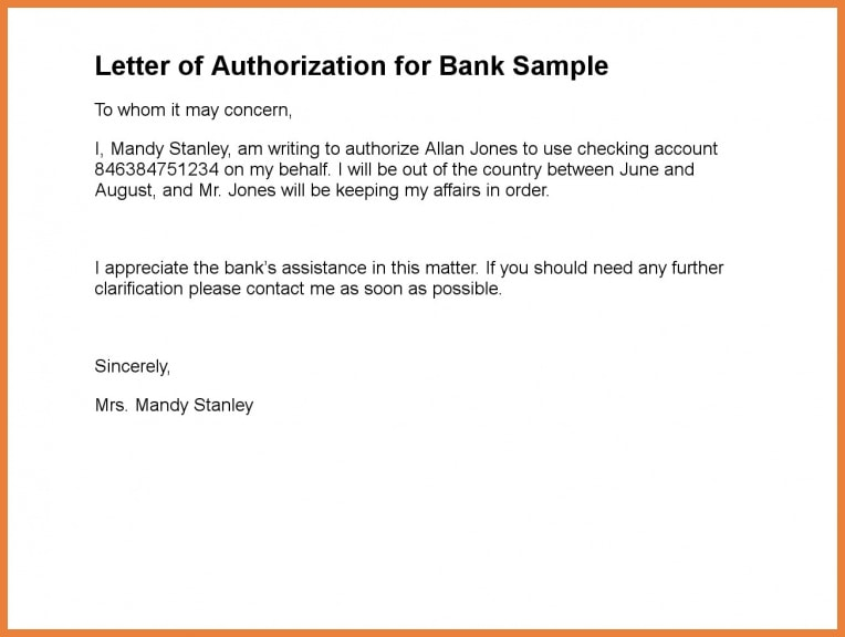 9+ Personal Authorization Letter Examples - PDF Examples