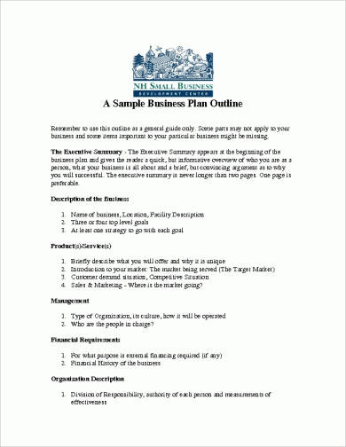 6+ Network Marketing Business Plan Examples - PDF Examples