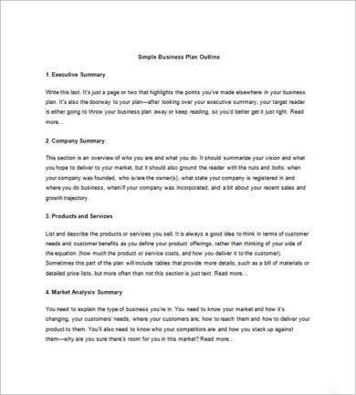 6+ Network Marketing Business Plan Examples - PDF - marketing business plan template
