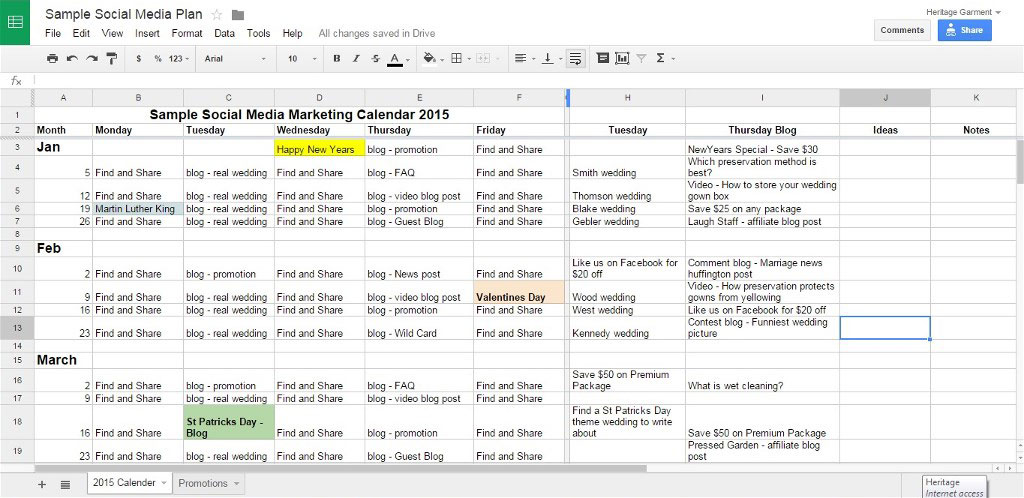 10+ Social Media Marketing Plan Examples - PDF - social media marketing plan