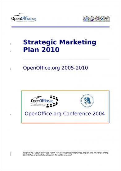 9+ Marketing Project Plan Examples - PDF Examples