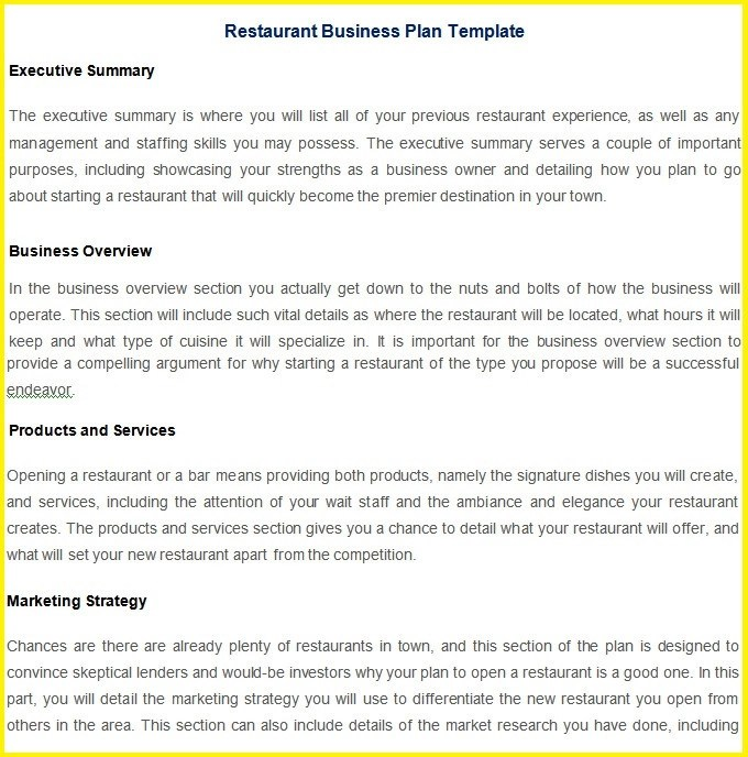 10+ Restaurant Sales Plan Examples - PDF, Word, Pages Examples