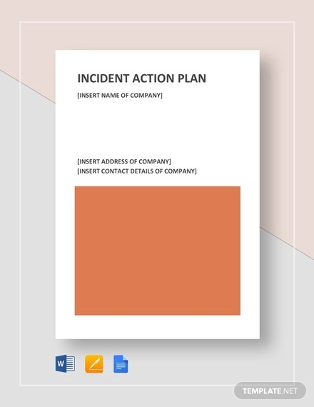 10+ Incident Action Plan Examples - DOC, PDF Examples