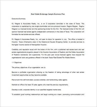 8+ Real Estate Investment Proposal Examples - PDF