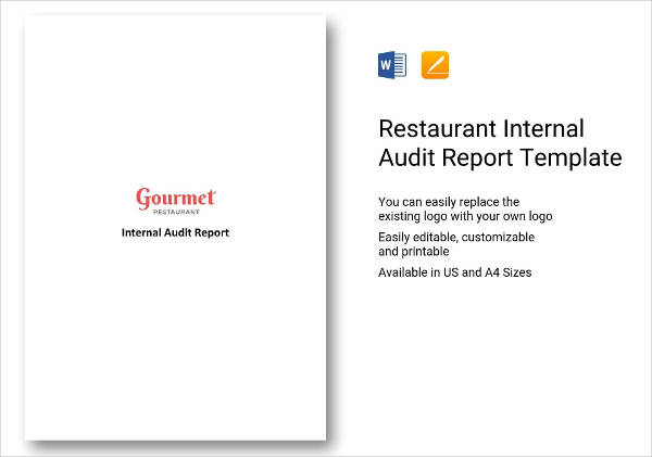 14+ Internal Audit Report Examples - PDF, Word Examples