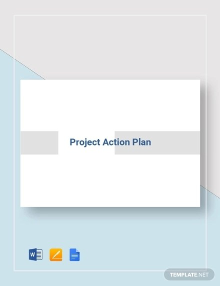 10+ Project Action Plan Examples - DOC, PDF Examples