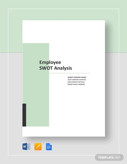 9+ Employee SWOT Analysis Examples - PDF, Word Examples