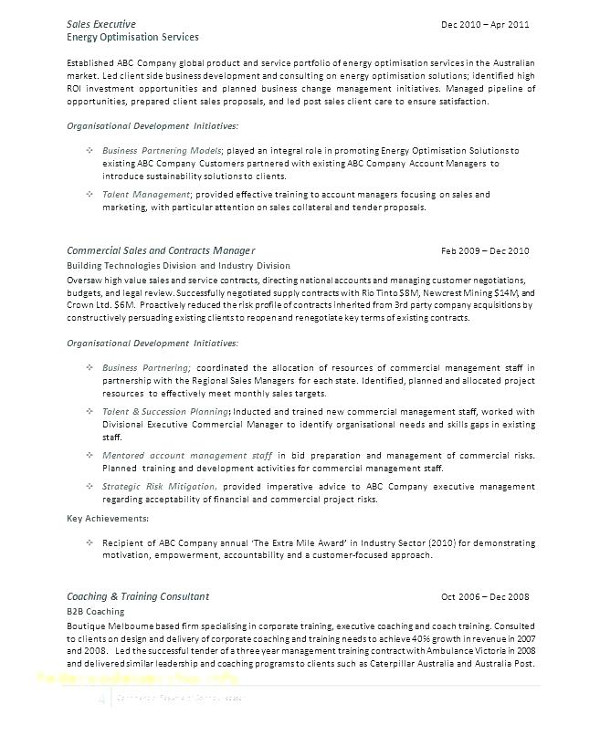 9+ Training Consultant Contract Examples - PDF Examples
