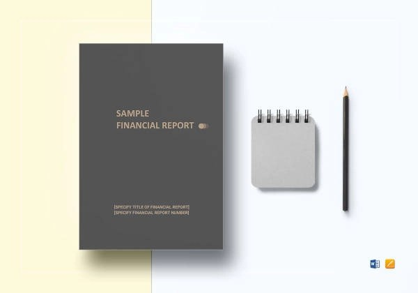 12+ Financial Report Examples  Samples - PDF, Word, Pages Examples