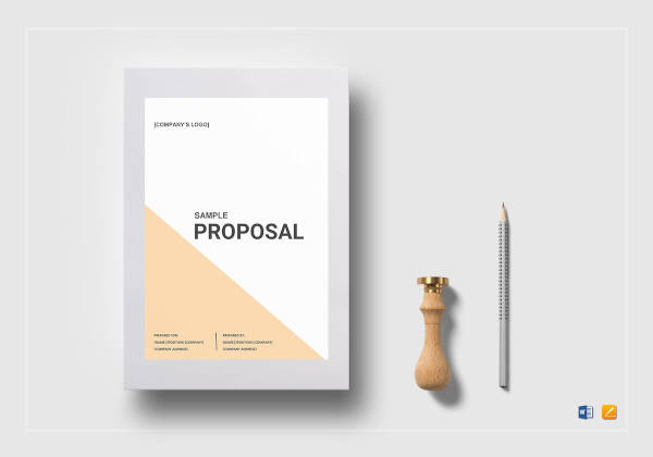 53+ Proposal Templates and Examples - PDF, Word, Pages Examples