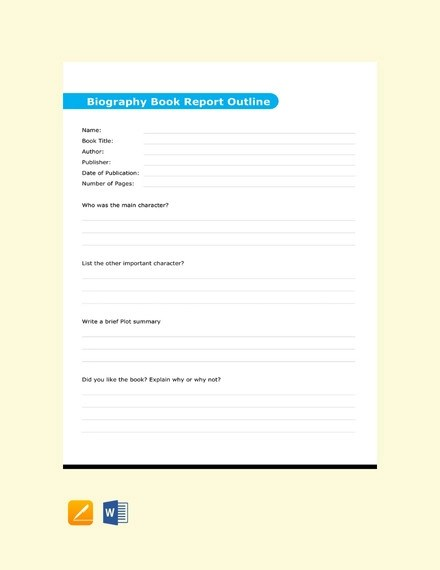 7+ Book Report Examples  Samples - DOC, PDF Examples