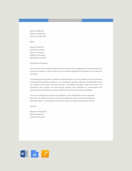 54+ Formal Letter Examples and Samples - PDF, DOC Examples